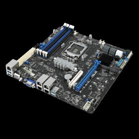 Carte mère de serveur micro-ATX pour les racks et mise en réseau quadruple : Série P11