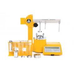 Viscosimètre à pression de bille : Höppler KD 3.1