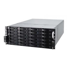 Serveur de stockage 4U de haute capacité pouvant accueillir jusqu'à 36 disques : Série RS540
