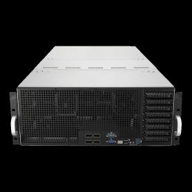 Serveur GPU 4U haute densité supportant 8 GPU et un double LAN 10G embarqué : ESC8000
