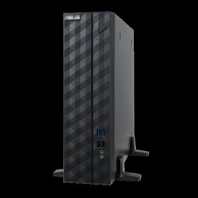 Station de travail compacte à plateforme Intel® Xeon® E avec support jusqu'à trois écrans : Série E500