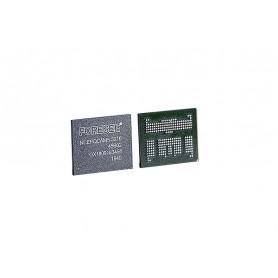 Stockage eMCP de 32 à 64 GB + 16 à 32 GB LPDDR4X