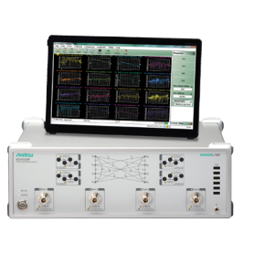 Analyseur de réseau vectoriel 4 port VNA : ShockLine MS46524B