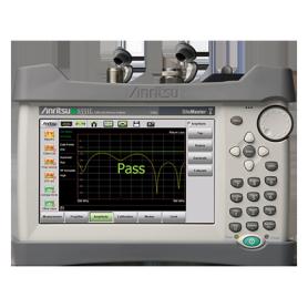 Analyseur de câbles et d'antennes portable 50 MHz à 4 GHz : S331L