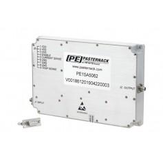 Amplificateur haute puissance, grand gain : Série PE15A50xx