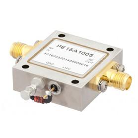 Amplificateurs à faible bruit et à haut gain : Série PE15A10xx