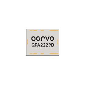 Amplificateur de puissance 34 - 36 GHz : QPA2229D