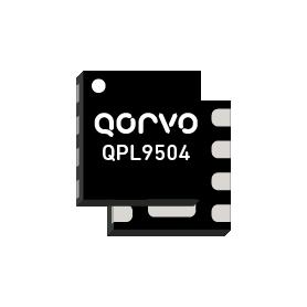 Amplificateur très faible bruit de 2 à 6 GHz : QPL9504