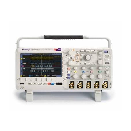 Oscilloscope à signaux mixtes 200MHz - 4 voies : MSO2024B