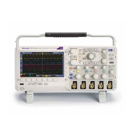 Oscilloscope Numérique 100MHz - 4 voies : DPO2014B