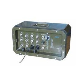 Commutateur optique LMSW-10 militarisé pour le terrain