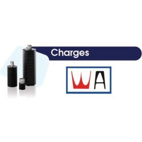 Charges coaxiales de puissance DC à 40 GHz, 1W à 1000W