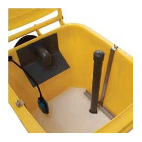 Filtre pour éliminer l'huile restante : FilterSepta