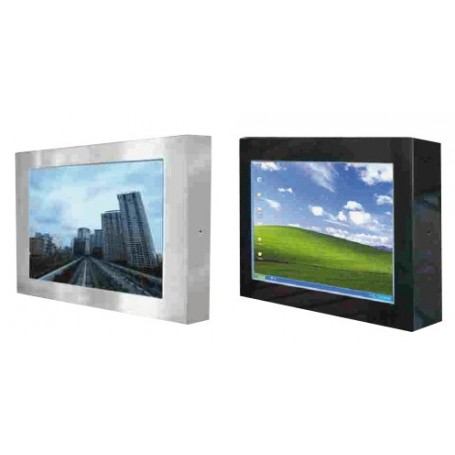 "Full IP65 Panel PC 17"" : R17I53S-65M1"
