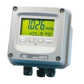 Détecteur fixe H2S Hydrogène Sulfuré pour milieux humides : Q45S