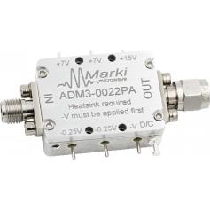 Amplificateur large bande DC - 22 GHz : ADM3-0022PA