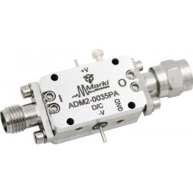Amplificateur large bande DC - 35GHz : ADM2-0035PA
