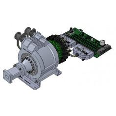 Amplificateur de puissance de 2 à 38 GHz : Série QPB