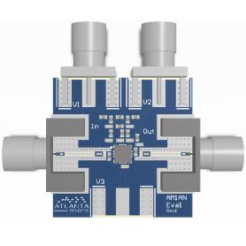 Amplificateur faible bruit (Low Noise Amplifier) jusquà 22 GHz : AM1102