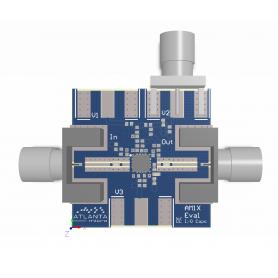 Amplificateur large bande de DC à 26 GHz : AM1070(-2) & AM1071(-2)