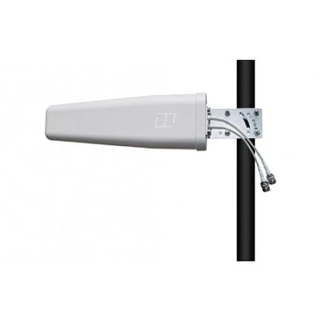 Antenne MIMO Yagi à double polarité 4.9-5.8 GHz 17 dBi : PE51YA1006
