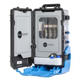 Analyseur portable nitrate NO3etnitrite NO2 dissous : Aquamonitrix