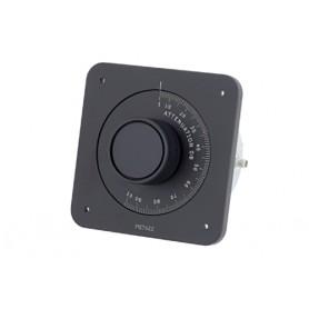 Atténuateur ajustable de 0 à 90 dB, 4 GHz : PE7422