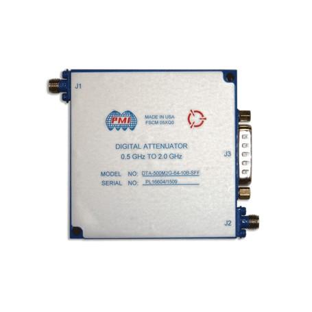 Atténuateur Variable / Programmable / Fixe de quelques MHz à 40 GHz