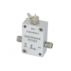 Bias Tee RF (0,0001 - 46 GHz) : Série PE