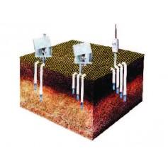 Stations d'irrigation WatchDog® avec capteurs WaterScout® et capteurs Watermark