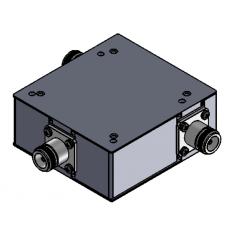 Isolateur RF coaxial : Série JICx