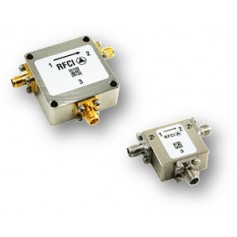 Circulateur coaxial type SMA large bande (0,2-20 GHz) : Serie RFCR