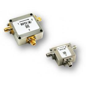 Circulateur coaxial type N bande étroite (200-8000 MHz) : Serie RFCR