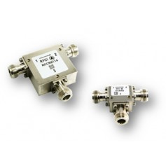 Circulateur coaxial type N, large bande (200-8000 MHz) : Serie RFCR