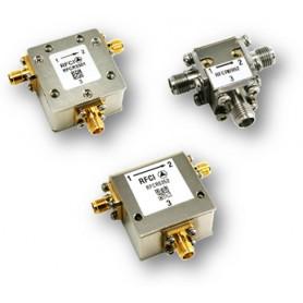 Circulateur et Isolateur RF 50 MHz à 20,0 GHz : RFCI