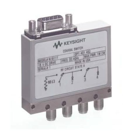 Commutateur coaxial faible PIM DC-26.5 GHz : 5991-3195