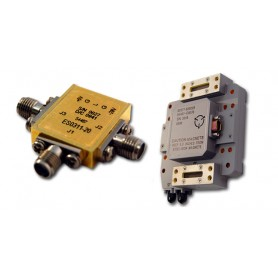 Comutateur de haute puissance SPDT (0,1-18 GHz) : Série ES0