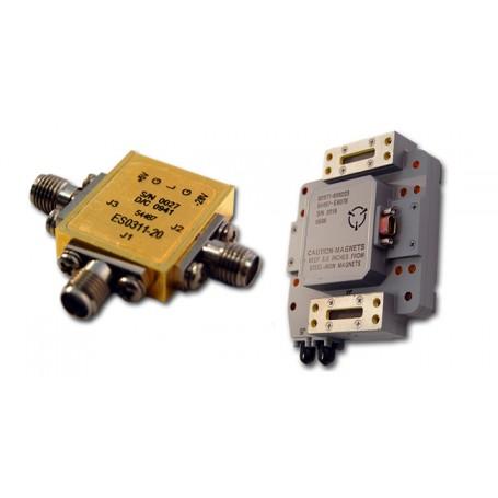 Commutateur de haute puissance SPDT (0,1 - 18 GHz) : Série ES0