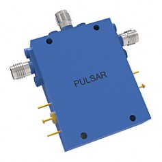 Commutateur PIN diode SP2T (0,2 - 18 GHz) : Série SW2AD