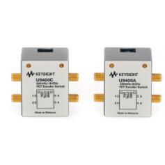 Commutateur à état solide FET (300 kHz-18 GHz) : U9400A/C