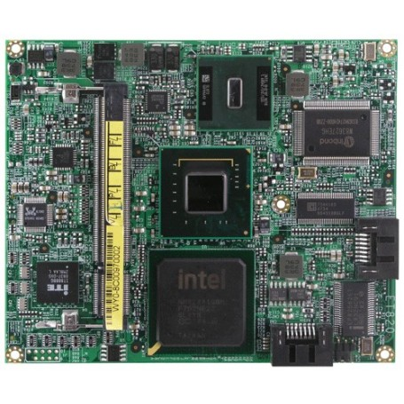 Intel N270 Atom ETX CPU Module with Intel 945GSE Chipset : ET-820
