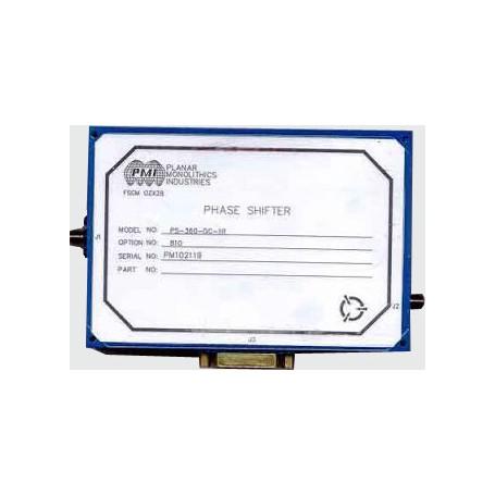 Déphaseur variable (0,38 - 31 GHz) : Série PS