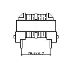 Transformateur flyback : Série FWPT