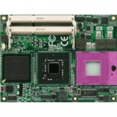 COM Express CPU Module with Intel Core 2 Duo/ Celeron M (Socket-P Based) Processors : COM-45SP