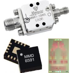 Doubleur de fréquence MMIC de 10 à 30 GHz : MMD-1030H