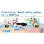 PC affichage dynamique 8K Intel® Core i3/i5/i7 avec 4 sorties HDMI 2.0 : SI-654-N