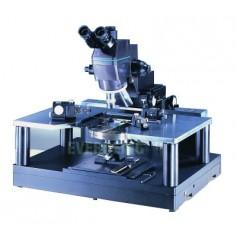 Station de test sous pointes manuelle sondage DC, RF, fibre et mmWave : Series EB-6
