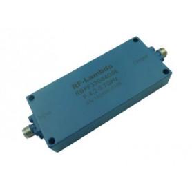 Filtre passe-haut de 1 à 40 GHz : Série RHPF