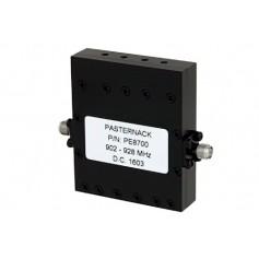 Filtre passe-bande jusqu'à 31 GHz : Série PE87