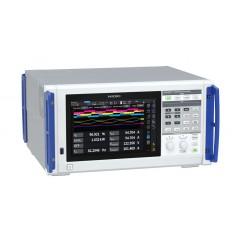 Analyseur de puissance DC, 1500 V, 15 MHz, précision de 0,03% : PW8001